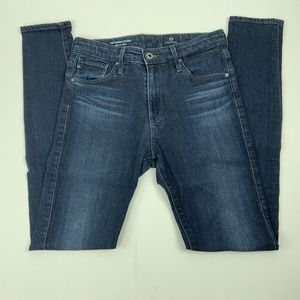 AG Adriano Goldschmied Jeans Size 26R The Farrah